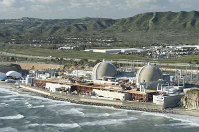 San Onofre (Image: SCE)