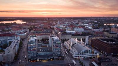 Helsinki (Image: Pixabay)