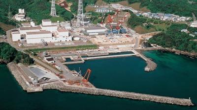 Tokohu's Onagawa plant. Image: Kurihalant Co Ltd