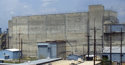 The HB Line facility at the Savannah River Site is located on top of the H Canyon chemical separations facility. Image: content.govdelivery.com